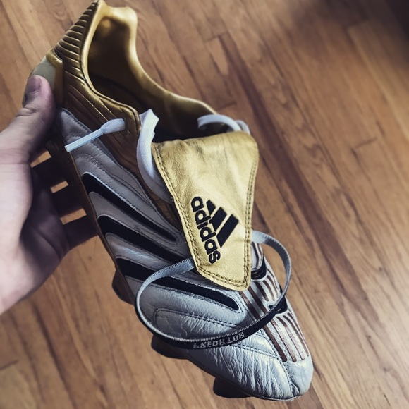 50% price high quality new lifestyle Adidas Predator Absolute SG - Size 9